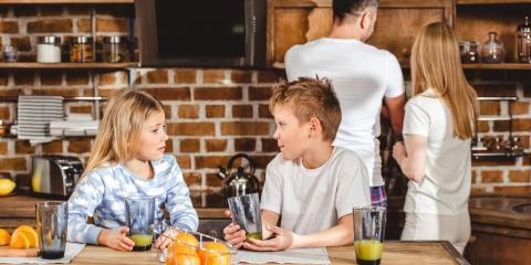 3 Kid-Friendly Kitchen Remodeling Ideas, Newington, Connecticut