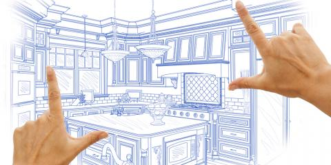 Home Improvement Experts Share 3 Tips for Basic Kitchen Designs, St. Bonaventure, New York