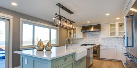 3 Types of Kitchen Lighting, ,