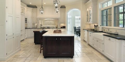 3 Popular Types of Kitchen Flooring, Hopewell, New Jersey