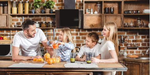 3 Kid-Friendly Kitchen Countertop Materials, ,