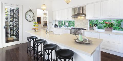 3 Tips for Designing a White Kitchen, Manhattan, New York