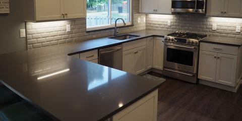 3 Countertop Materials to Consider When Remodeling Your Kitchen, Chesterfield, Missouri