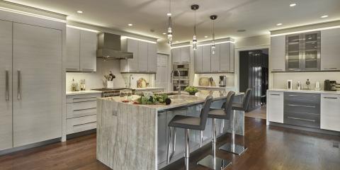 How To Design A Modern Kitchen Front Row Kitchens Inc Norwalk