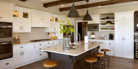 How High Should Your Kitchen Cabinets Be?, Ballwin, Missouri