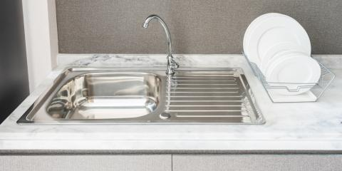 Kitchen Plumbing Advice: Hire a Professional for Sink Replacement, Redding, California