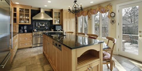 Kitchen Remodeling With an Island, Norwood, Ohio