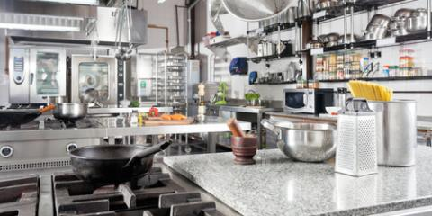 The Top Food Equipment Recommendations for Your Restaurant's Kitchen, Charlottesville, Virginia