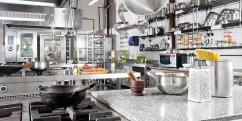 3 Essential Pieces of Commercial Kitchen Equipment, Honolulu, Hawaii