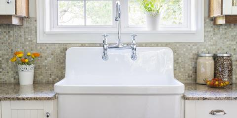 How to Maintain the Beauty of Your Home's Porcelain Sinks, Clinton, Connecticut