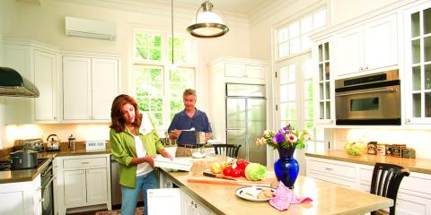 How Ductless HVAC Systems Are Quieter Than Traditional Systems, Tewksbury, Massachusetts