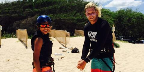 HST Windsurfing & Kitesurfing School, Kite Surfing Lessons, Services, Kahului, Hawaii