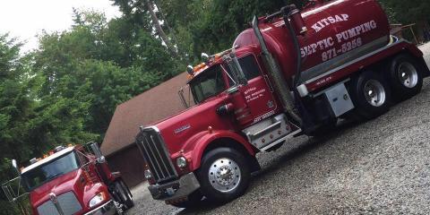 Kitsap Septic, Septic Systems, Services, Port Orchard, Washington