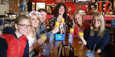 Planning a Bachelorette Party? Head to Cincinnati's Downtown Bar, Cincinnati, Ohio