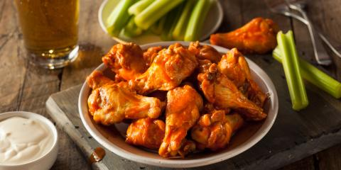 Why You Should Get Wings at Kitty's Sports Grill, Cincinnati, Ohio