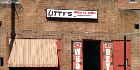 Kitty's Sports Grill, Sports Bar, Nightlife and Music, Cincinnati, Ohio