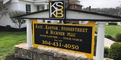 Katz Kantor Stonestreet & Buckner PLLC, Attorneys, Services, Charleston, West Virginia