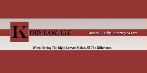 Koby Law LLC, Law Firms, Services, La Crosse, Wisconsin
