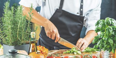 3 Basic Knives Every Commercial Kitchen Needs, ,