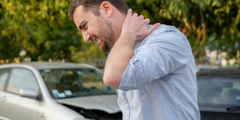 3 Common Injuries After Rear-End Car Crashes, Bullhead City, Arizona