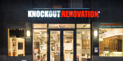 Knockout Renovation, Home Remodeling Contractors, Services, New York, New York