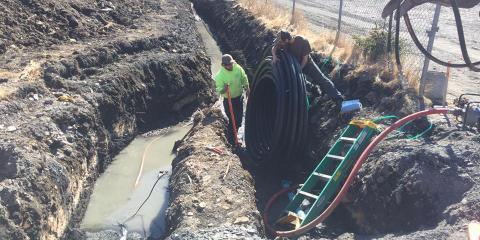 5 Reasons to Hire Local for Water & Sewer Installation, Kodiak, Alaska