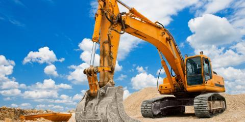 3 Popular Types of Excavation Equipment, Kodiak, Alaska