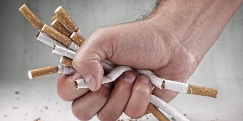 KCH Encourages You to Quit Smoking in 2017, South Kona, Hawaii