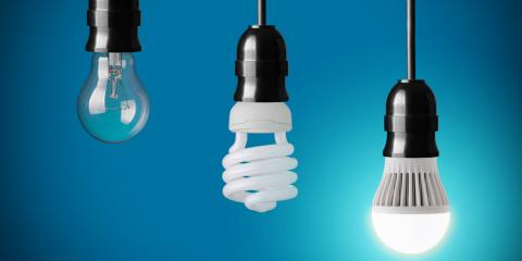 3 Most Common Types of Energy-Efficient Lighting, Honolulu, Hawaii