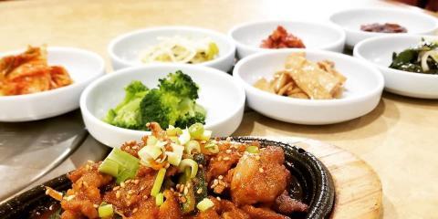 4 Common Banchan Served at Korean Restaurants, Honolulu, Hawaii