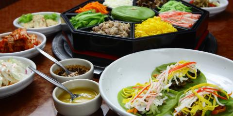 Local Korean Restaurant's Guide to Banchan, Honolulu, Hawaii