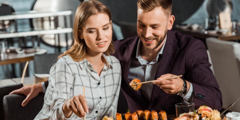 3 Ways Eating Sushi Keeps You Healthy, Honolulu, Hawaii