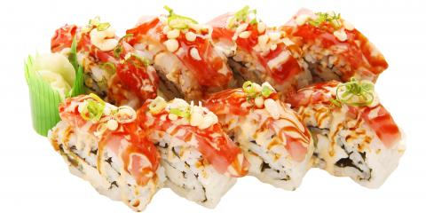 What's the Difference Between Masago, Tobiko, & Ikura?, Honolulu, Hawaii
