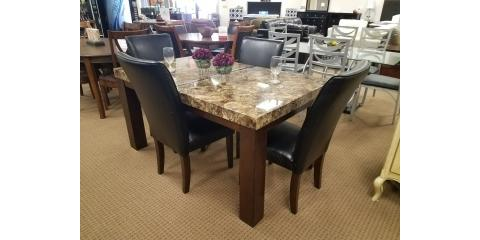 DINING TABLE AND 4 CHAIRS-KRALEEN-$450, St. Louis, Missouri