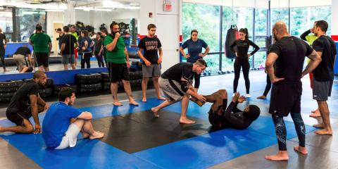 What is Grappling?, Scarsdale, New York
