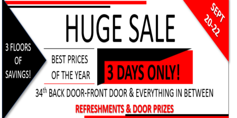 ONLY 3 DAYS AWAY – YOU DON'T WANT TO MISS THIS SALE!, Boscobel, Wisconsin