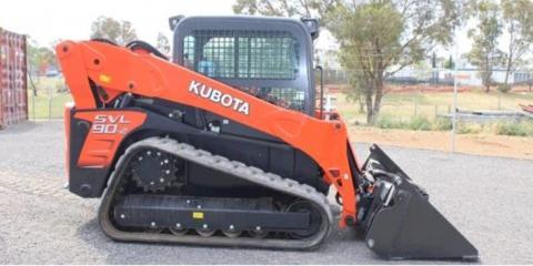 3 Benefits of a Kubota® Rubber Track Loader, Brunswick Hills, Ohio