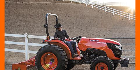 3 Benefits of Owning a Tractor, Milledgeville, Georgia