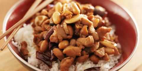 The History of Kung Pao Chicken, Manhattan, New York