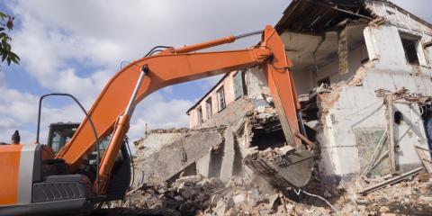 Demolition Contractor Answers 4 FAQs About Site Demolition, Ferguson, Kentucky