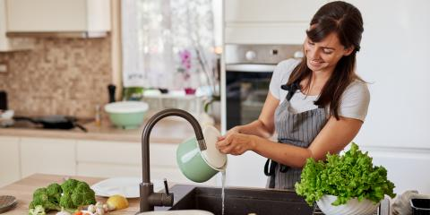 5 Items You Should Never Put Down the Kitchen Disposal, Delhi, Ohio