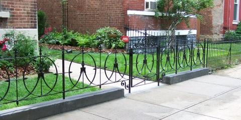 See Elegant Wrought Iron Designs From Elsmere Ironworks At The Cincinnati Home Garden Show Feb