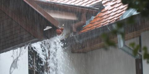 How Gutters Can Help You Avoid Foundation Repair, West Chester, Ohio