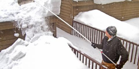 3 Hazards Your Roof Experiences During Winter, Covington, Kentucky