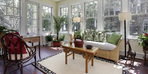 5 Seating Ideas for a Cozy, Comfortable Sunroom, Lexington-Fayette Central, Kentucky