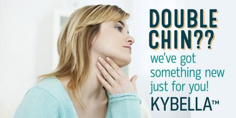 Let's get rid of your Double Chin with Kybella FDA Approved!, Lake Worth, Florida