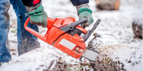 How to Prepare Your Chainsaw for Winter, Monroe, Connecticut