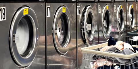 3 Ways Using a Laundromat Makes Life Easier, Southwest Arapahoe, Colorado