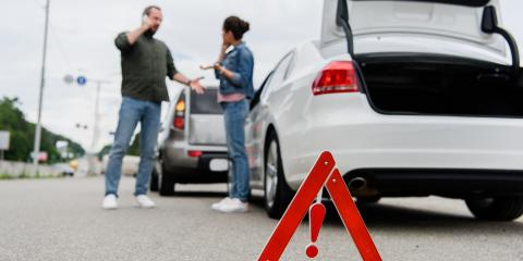 What to Do Following a Car Accident, La Crosse, Wisconsin