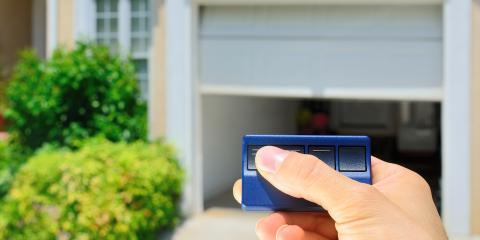 Why Is Your Garage Door Opener Smoking?, La Crosse, Wisconsin
